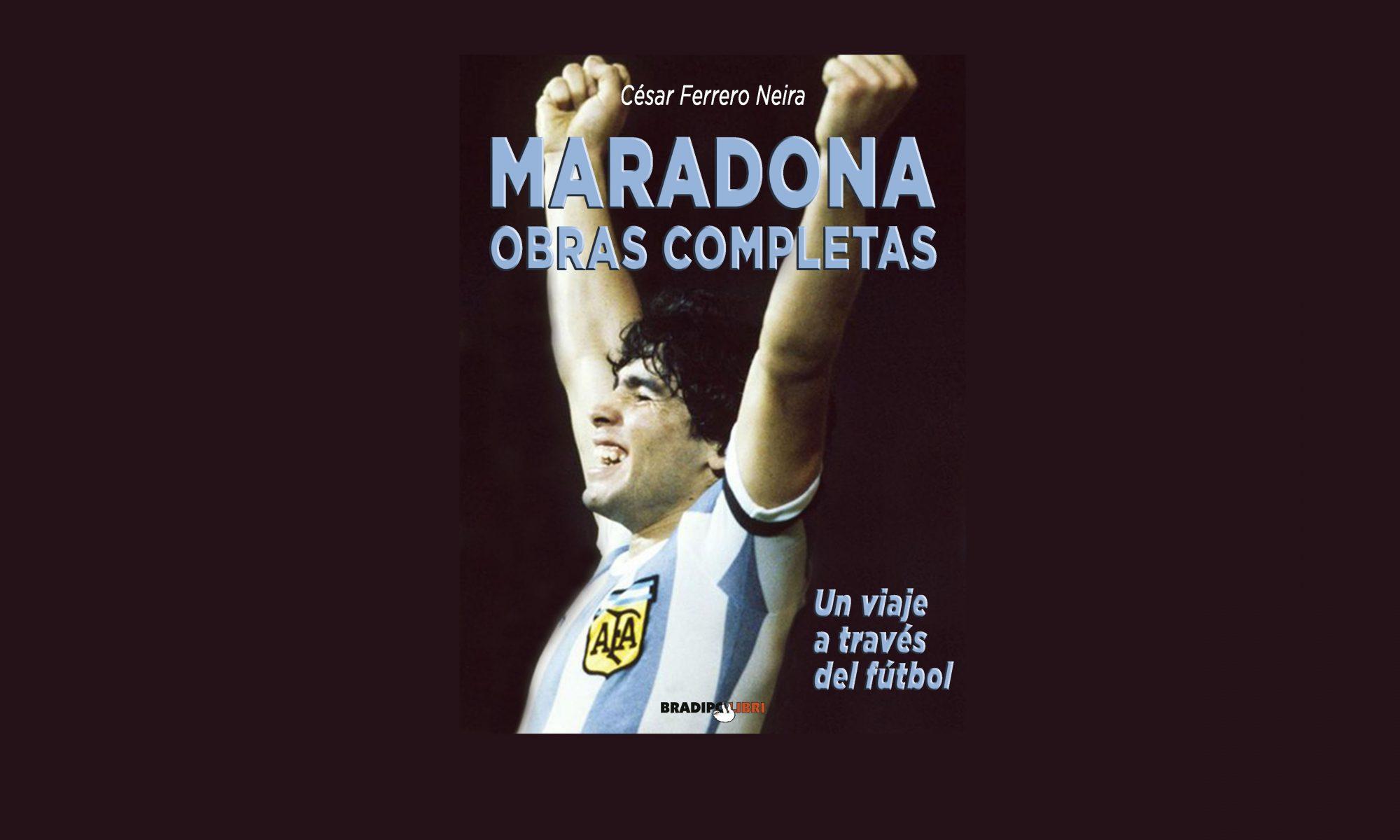 Maradona, Obras Completas